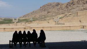School trip to Persepolis